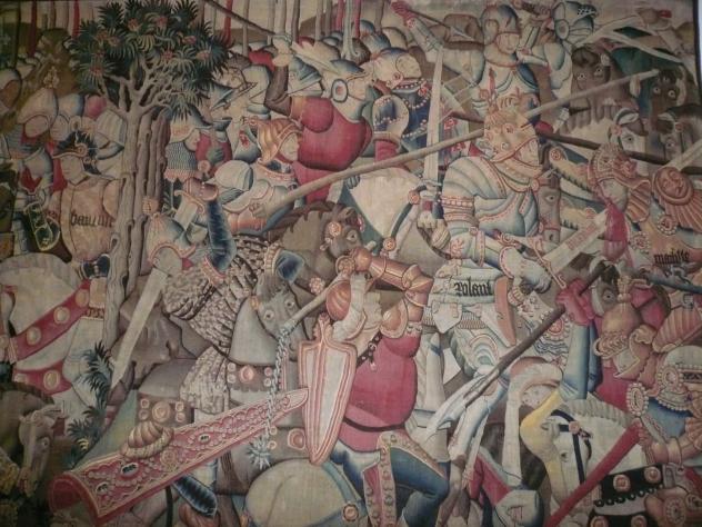 Battle of Roncescvalles