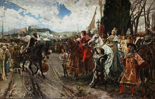 Capture of Granada