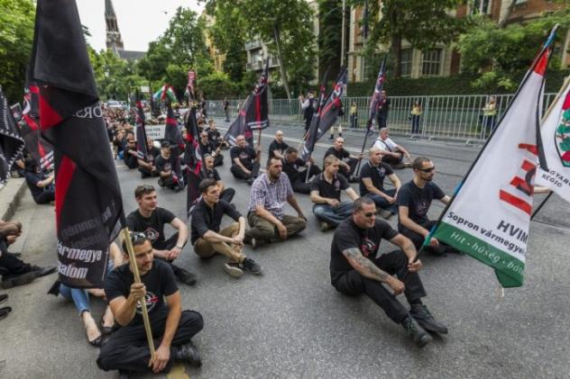 Hungarian Neo-Nazis