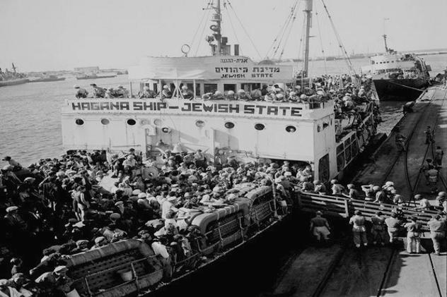 Jewish Ship
