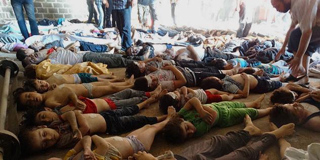 Sarin Attack Damascus