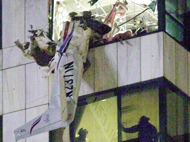 2002 Tampa Crash