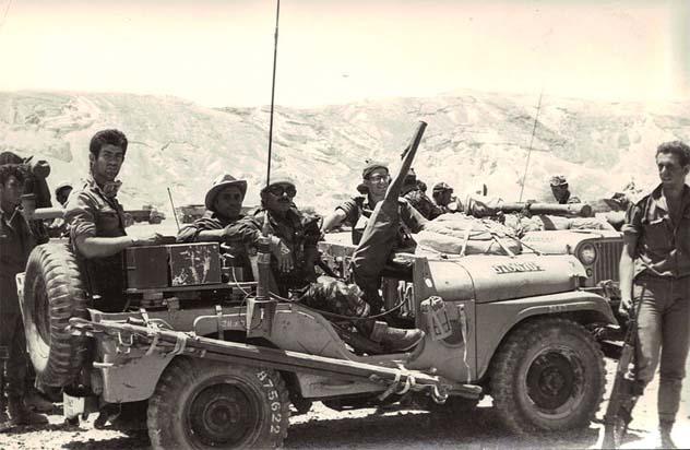 6- six day war