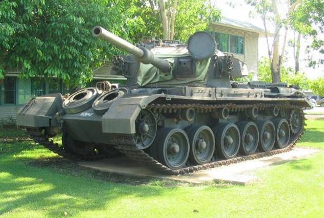 Atomic Centurion Tank