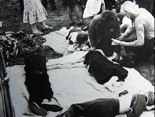 Hollinwell Incident
