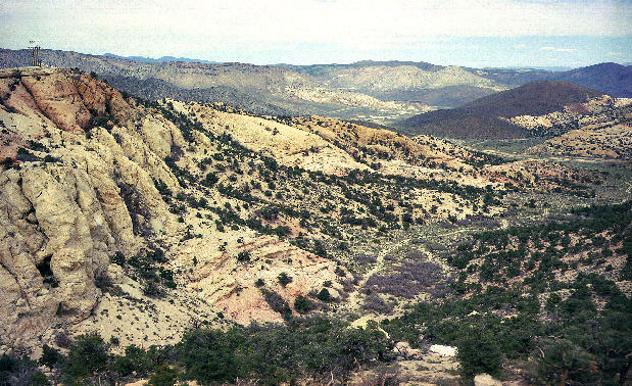 Rainier Mesa