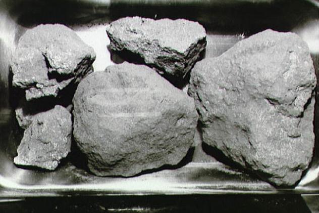 Stolen Moon Rocks