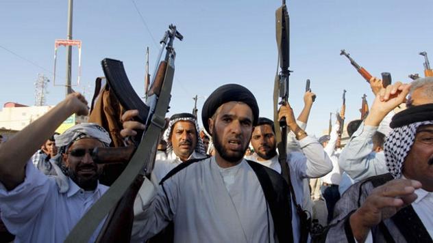 Sunni Shia Modern Conflict