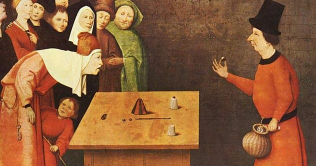 Photo of 10 Surprising Facts About Magic In The Middle Ages