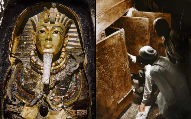 The Curse Of King Tuts Tomb Torrent: 10 Insane Ways Ordinary People Stumbled Upon Major