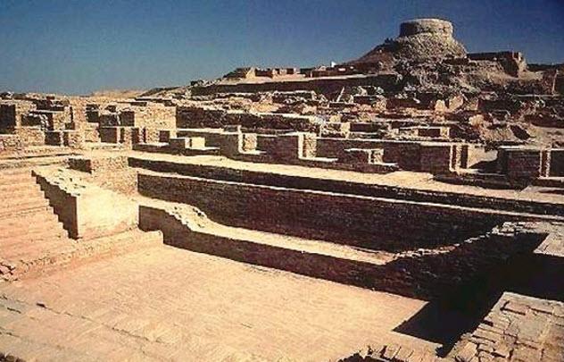 6-harappan-Mohenjo-daro
