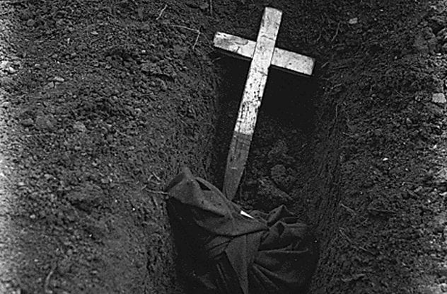 Bataan Grave