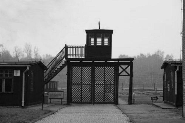 Stutthof Death Gate