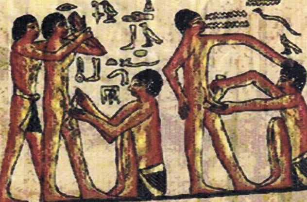 10 fascinating facts about hygiene in ancient egypt - listverse, Powerpoint templates