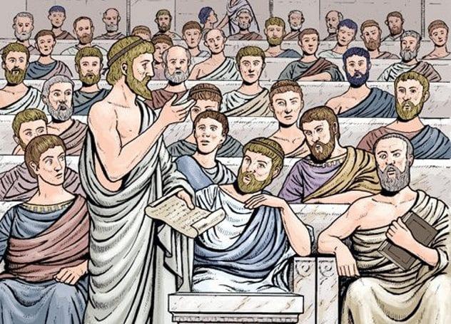 athenian-jury