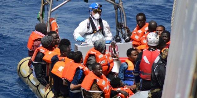 eritrean-migrants