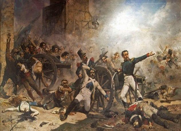 dos-de-mayo-uprising