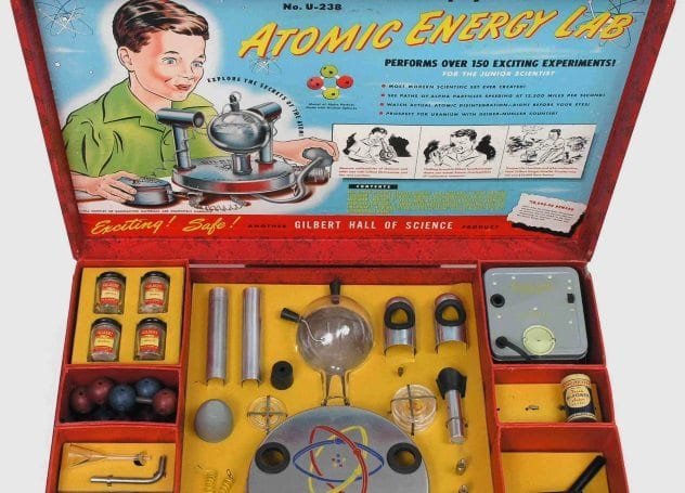 gilbert-atomic-energy-lab