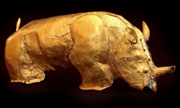 golden-rhino-of-mapungubwe