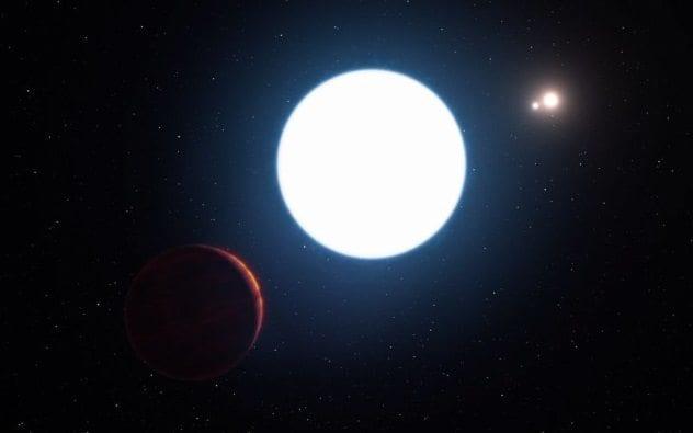three-sun-planet