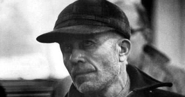 Real-life Psycho Ed Gein dies