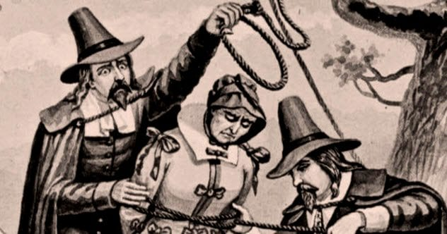 Photo of 10 Facts About The Connecticut Witch Trials