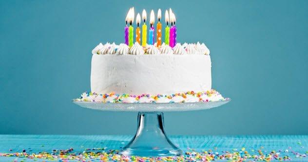 Obscene Birthday Cakes