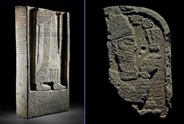 assyrian-stele