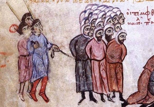 byzantine-slaves