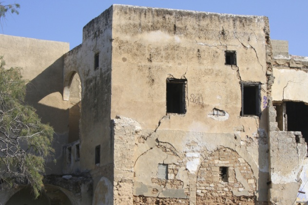 Old Israeli Building