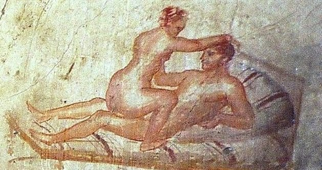 Healthy! sexual practices roman empire