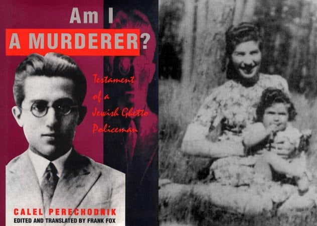 Nazi Collaborators 10c-calel-perechodnik-wife-daughter
