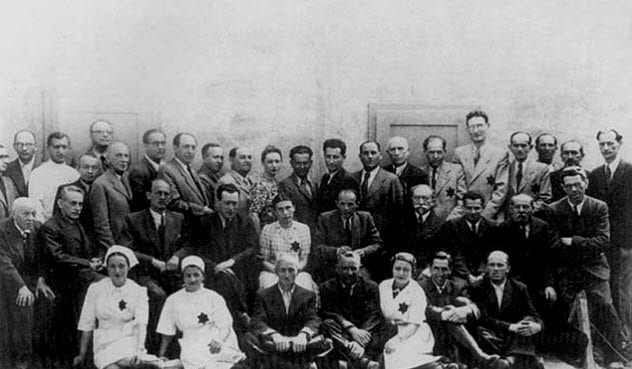 Nazi Collaborators 1a-moshe-merin-and-council