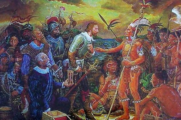2-columbus-meeting-central-american-natives-1492