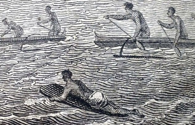 3-sketch-of-cooks-surfers-hawaii