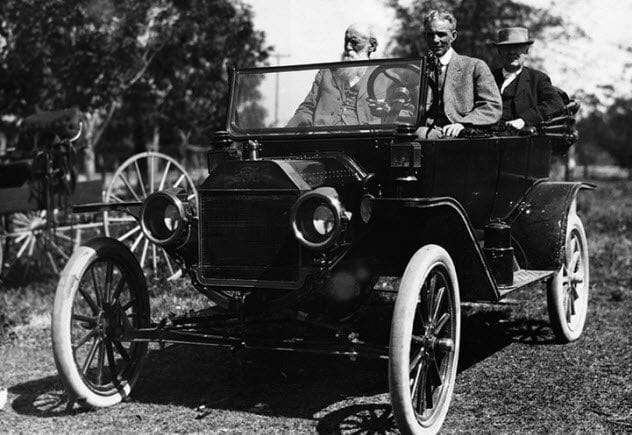 4-ford-edison-burroughs-road-trip