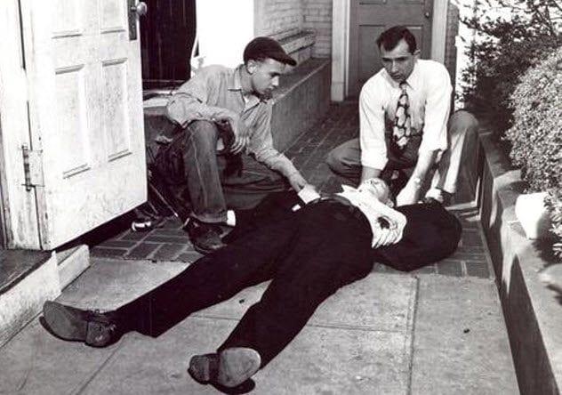 secret service: 5-coffelt-death