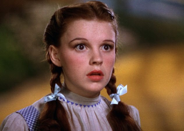 Hollywood scandals 5-judy-garland