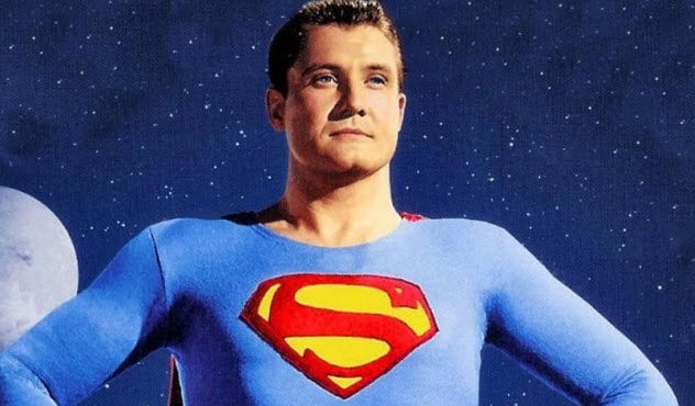 Hollywood scandals 9-george-reeves-superman