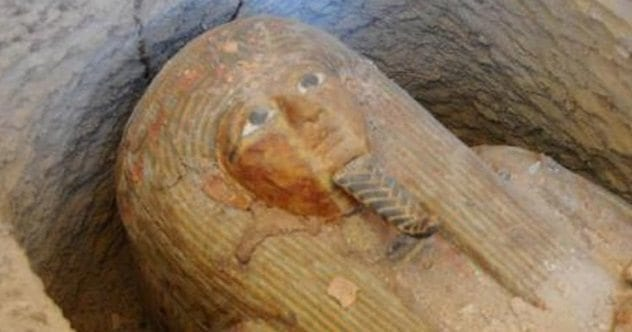 10 Secrets Of The Sarcophagi