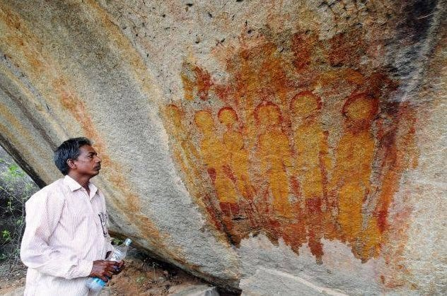 Charama Cave Paintings
