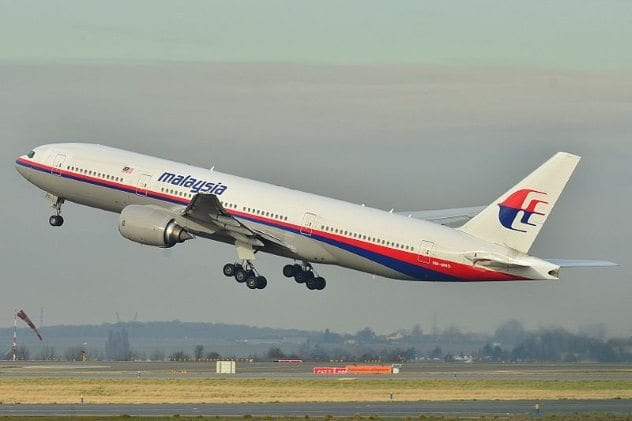 False flag operations mh370
