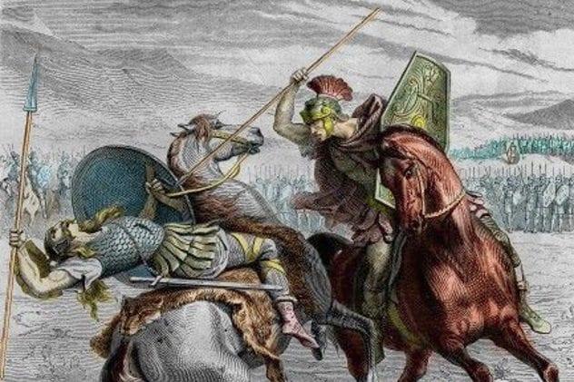 Marcellus vs. Viridomarus