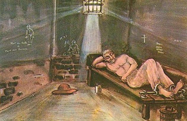 Devil's Island Prisoner