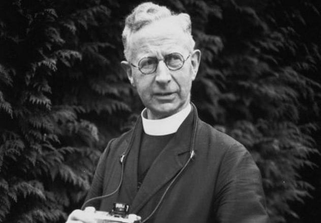 Father Francis Browne