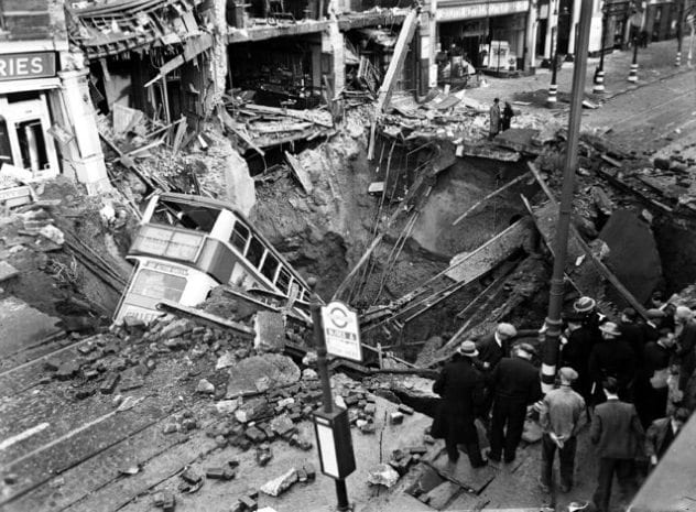 London Bomb Strike