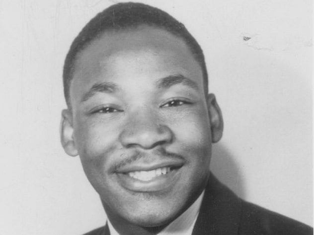 Teenage MLK