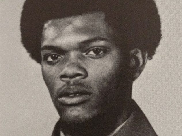 Young Samuel L. Jackson