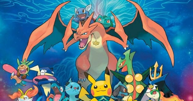 Photo of 10 Pokemon Drawn From Myth And Legend