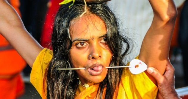 Photo of 10 Gruesome Acts Of Self-Torture That Will Horrify You